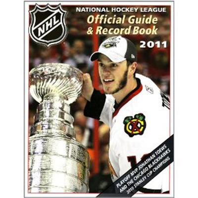 The National Hockey League Official Guide & Record Book 2011 By Diamond, Dan (EDT)